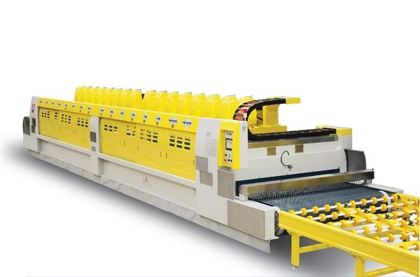 Máquinas para processamento de mármore e granito